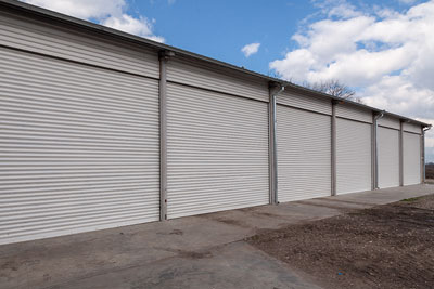 new braunfels garage door commercial installation