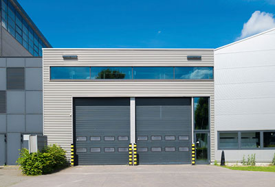 new braunfels commercial garage door